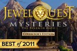 Jewel Quest Mysteries: The Seventh Gate Collectors Edition
