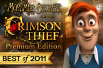 Mortimer Beckett and the Crimson Thief Premium Edition